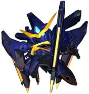SD - GGH-001 - Halphas Gundam