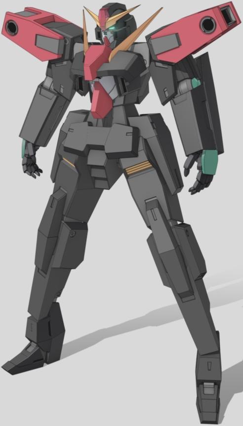 GN-009 天使長GUNDAM