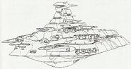 Neojapan-warship