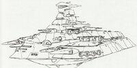 Neo Japan Guard Warship