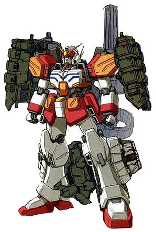 Gundam Heavyarms Igel