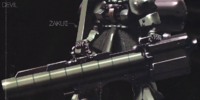 """MS-05BIS Zaku British Invasion """"Green Devil"""""""