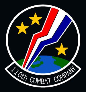 110th COMBAT COMPANY
