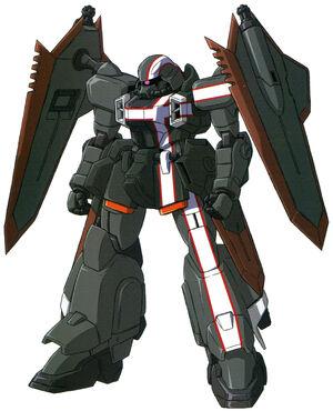 ZGMF-1001 ZAKU Kaite Madigan Custom