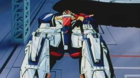 169 MSZ-006 Zeta Gundam (from Mobile Suit Gundam ZZ)