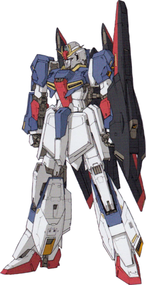 Zeta Gundam Wave Shooter