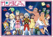 Mobile Suit Gundam-san Anime