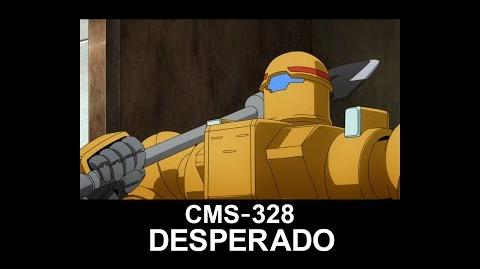 MSAG09 DESPERADO (from Mobile Suit Gundam AGE)