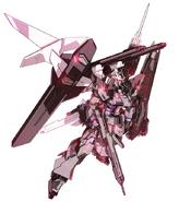 Hi-ν Gundam Influx v5