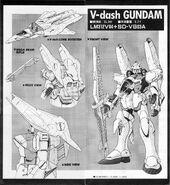 LMSDVB VDash Gundam - ManualScan0