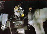 Nu Gundam Photo