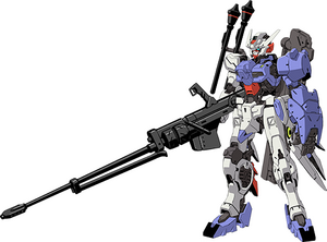 Front(w/ Anti-Material Rifle & Panzerfaust)