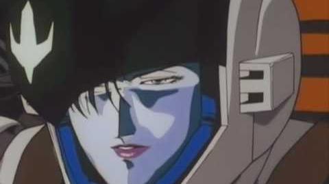 056 MS-14Fs Cimas's Gelgoog Marine (from Mobile Suit Gundam 0083)