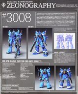 Zeonography 3008 GCustom box-back