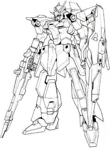 File:Lightning Gundam BWS BW front lineart BQ.jpg