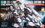HGUC RX-121-1 Gundam TR-1 Hazel