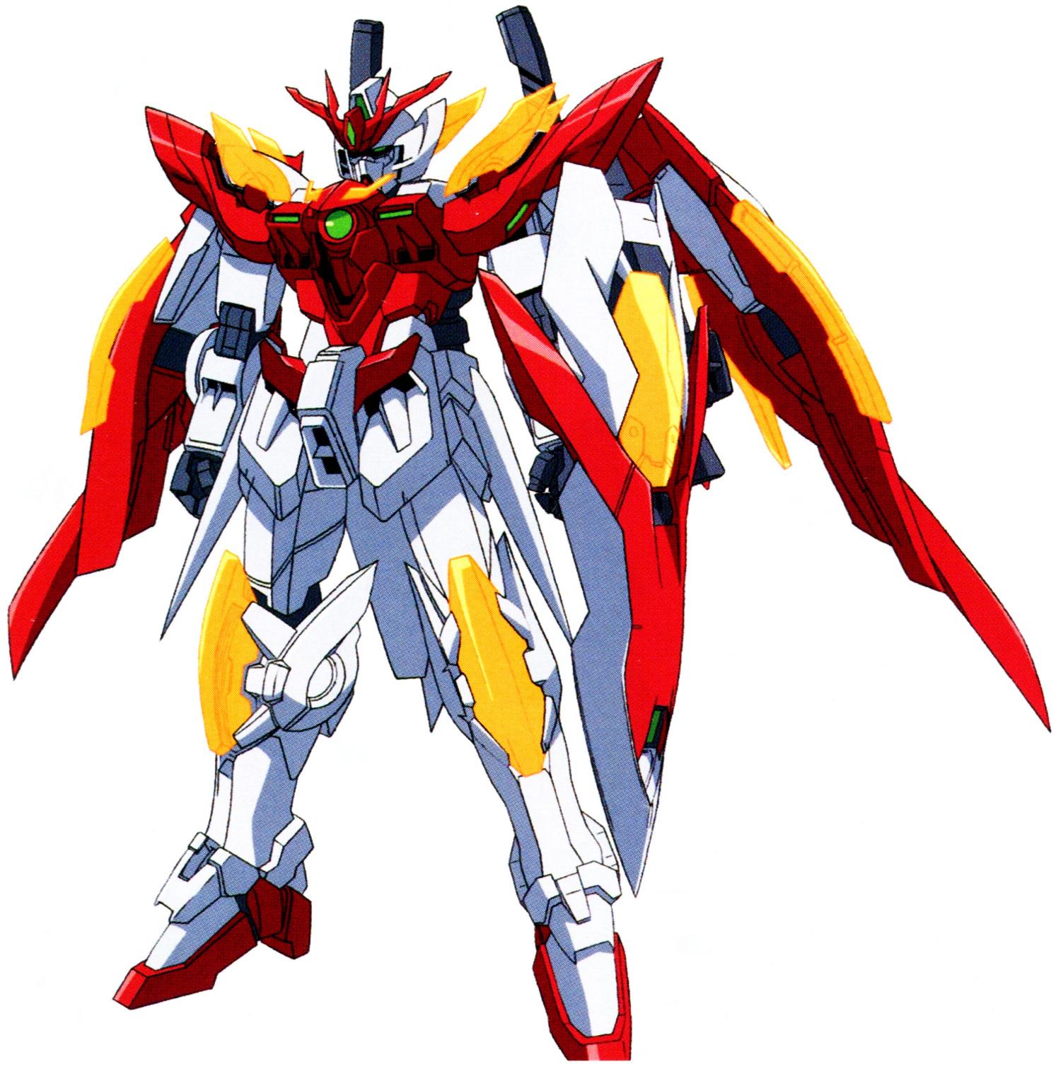 XXXG-00W0CV Wing Gundam Zero HonooFan Feed