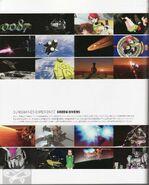 Gundam Evolve Material 99