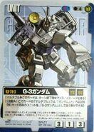 RX-78-3 Gundam card