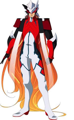 Code Phoenix - Front View