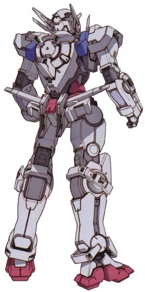 GNY-001 - Gundam Astraea - Back View