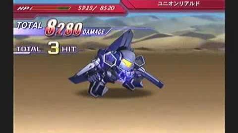 SD Gundam G Generation WARS - Tornado Gundam All Attacks