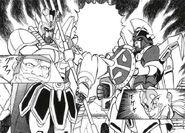 Gundam Spartan Diablo Gundam