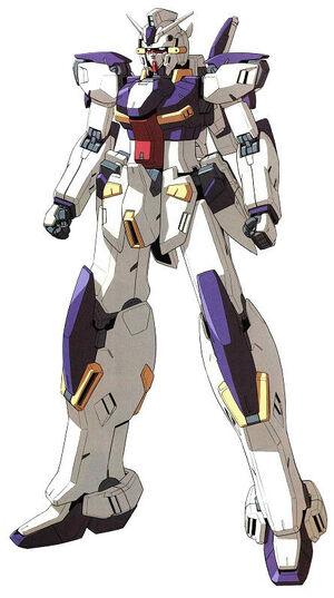MSW-004 Gundam Kestrel-Front