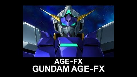 MSAG26 GUNDAM AGE-FX (from Mobile Suit Gundam AGE)