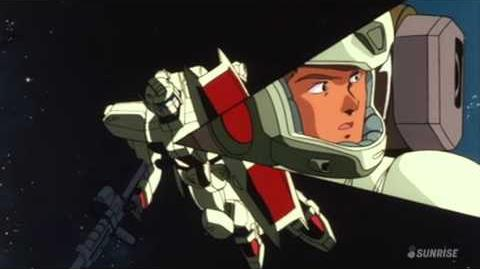 359 F71 G-Cannon (from Mobile Suit Gundam F91)