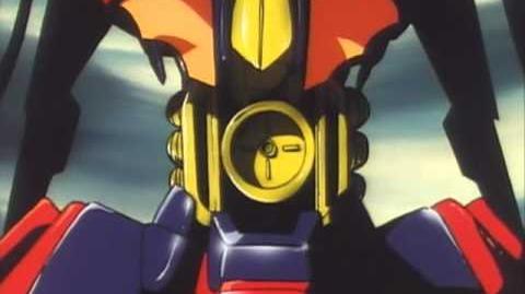 124 NRX-0013-CB Gundam Virsago Chest Break (from After War Gundam X)
