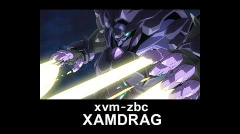 MSAG39 XAMDRAG (from Mobile Suit Gundam AGE)