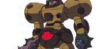 JDG-009X Death Army