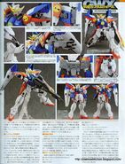 Gundam Wing Zero Magazine Article1