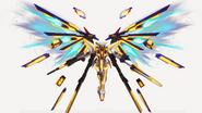 Extreme Gundam Leos Type II Vs - Armament Fully Deployed