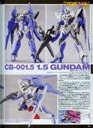 1.5 Gundam SRW