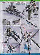GNHWB Seravee Gundam + XN Raiser
