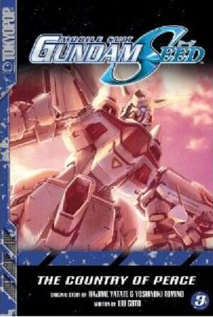 Mobile Suit Gundam SEED (Novel) Volume 3
