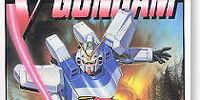 1/144 Victory Gundam Model Series