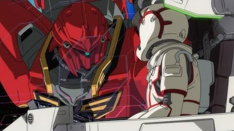 MOBILE SUIT GUNDAM UNICORN RE 0096-Episode 5 CLASH WITH THE RED COMET (ENG dub)