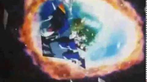 Turn A Gundam Metal Opening
