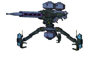 Big Gun Thunderbolt Color