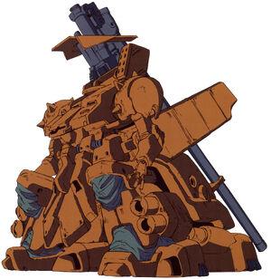 YMS-16M - Xamel