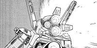 RGM-89R Jegan Fireball