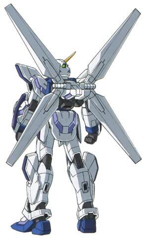 File:Gundam X Maoh0 - Rear.jpg