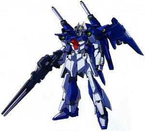 Front(w/ High Beam Rifle)