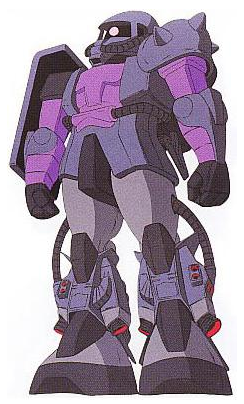 File:MS-06R-1A Zaku II High Mobility Type Black tri star colors.png