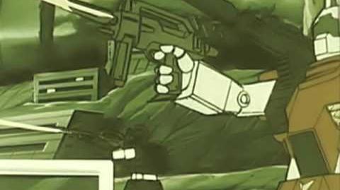 319 RGM-79SC GM Sniper Custom (from Mobile Suit Zeta Gundam)