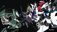 ASW-G-08 Gundam Barbatos Lupus (episode 28) Twin Mace (3)