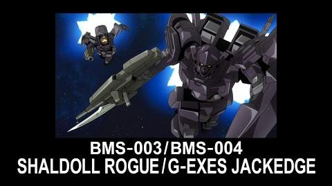 MSAG31 G-EXES JACKEDGE SHALDOLL (from Mobile Suit Gundam AGE)